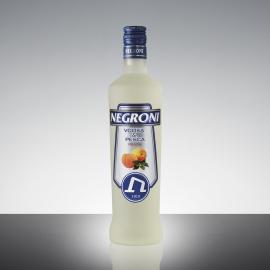 Negroni Vodka & Pesca