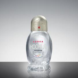 Vodka Kookla Premium Blended French Vodka - astucciata 70cl