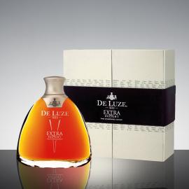 De Luze Cognac Fine Champagne Extra Delight  in cofanetto 70cl
