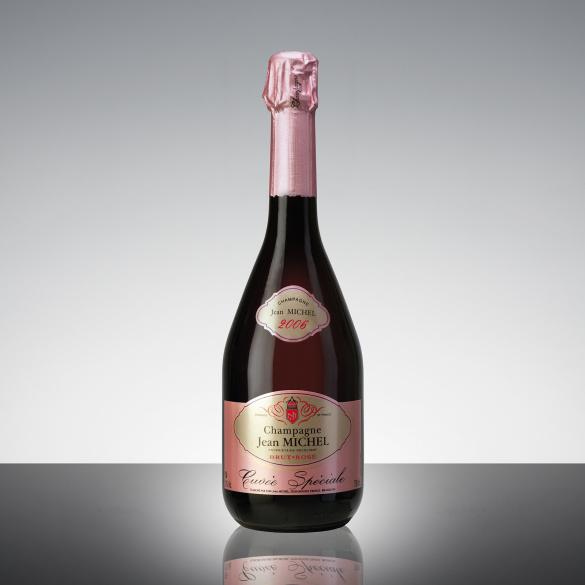 """Jean Michel Champagne """"Cuvée Special Rosé"""""""