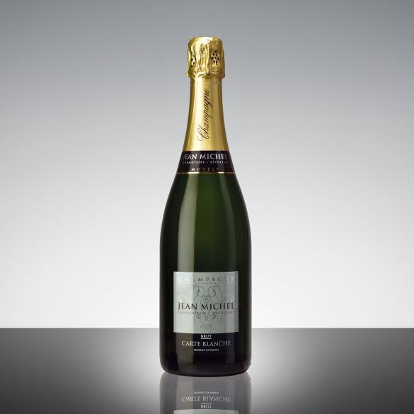 "Jean Michel Champagne ""Carte Blanche"" Brut"