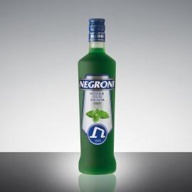 Negroni Vodka & Mint