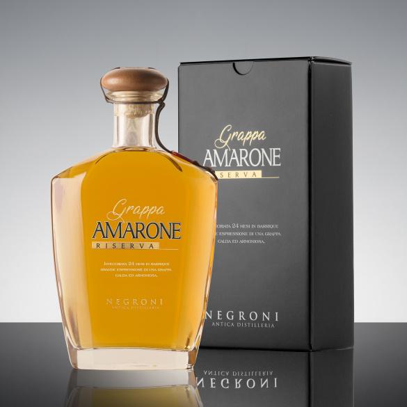 Grappa Amarone Riserva