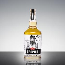 Graphit premium blended rum