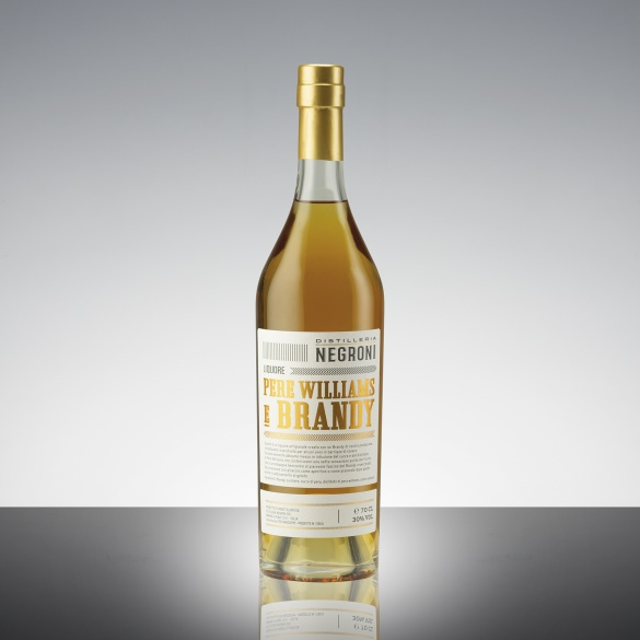 Liqueur Pear Williams and Brandy