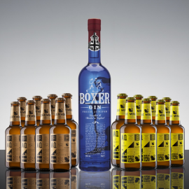 BOXER GIN & TONIC PACK